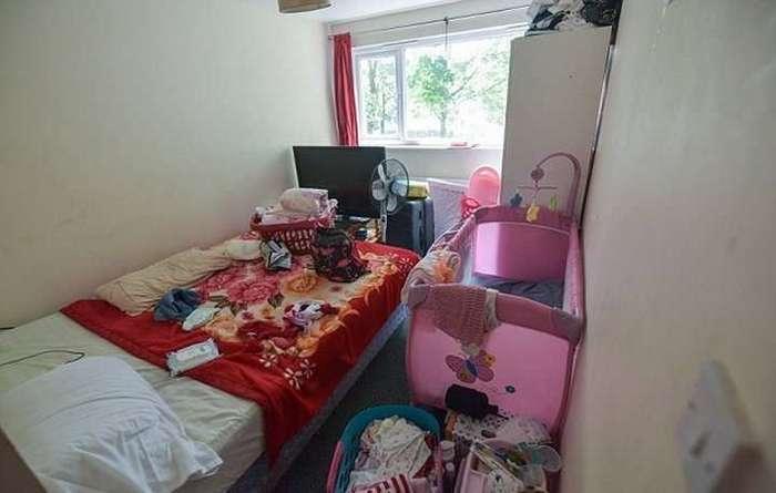 Безработные мигранты отказались от предложенного дома, потому что в нём нет столовой