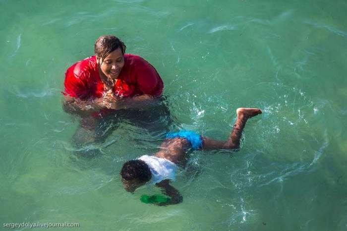 В чем купаются арабки (15 фото)