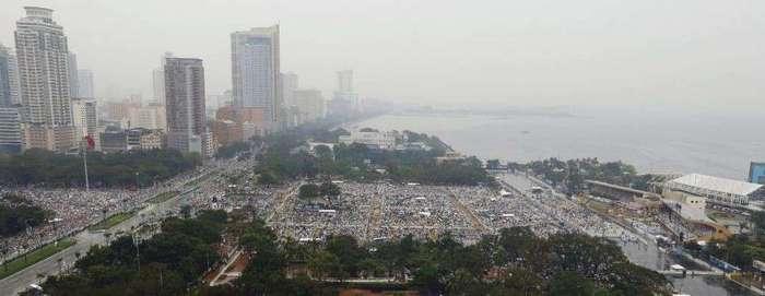 Как выглядит жизнь в самом густонаселенном городе мира
