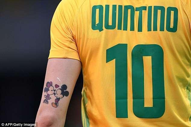 Заметки на теле: неожиданные татуировки олимпийских спортсменов