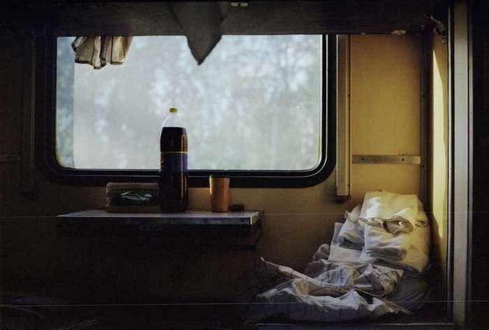 Под стук колес: плацкартные вагоны России глазами англичанина