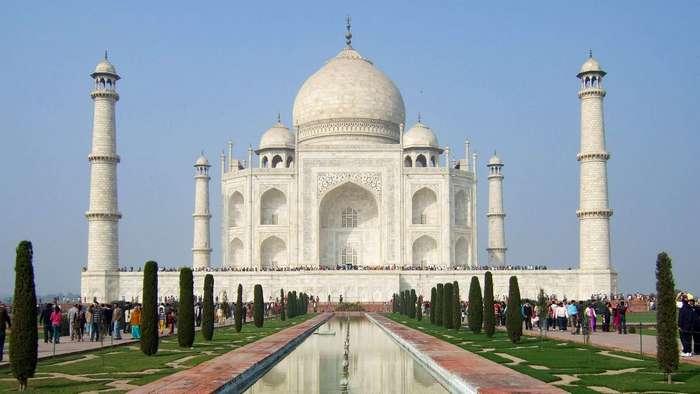 Самые посещаемые и знаменитые места мира