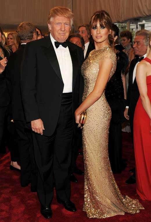 Самые эффектные жены политиков