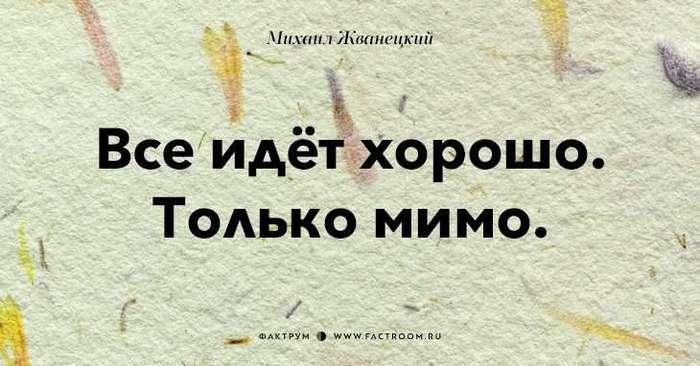 В историю трудно войти, но легко вляпаться: 30 метких афоризмов Михаила Жванецкого