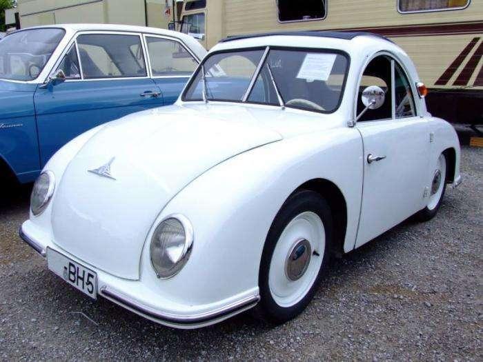 Немецкие автомобили, о которых вы ничего не знали (10 фото)