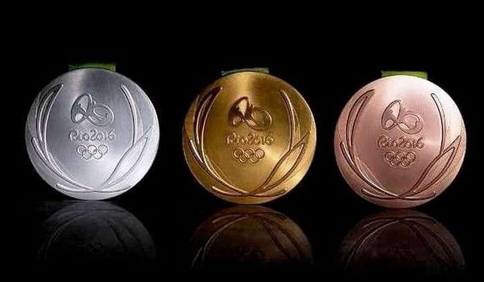 Размер призовых за олимпийские медали