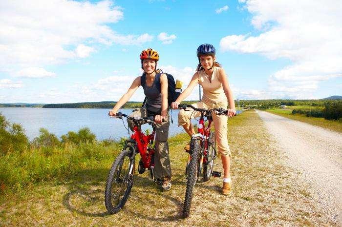 Велосипед – выбор активных людей (5 фото)