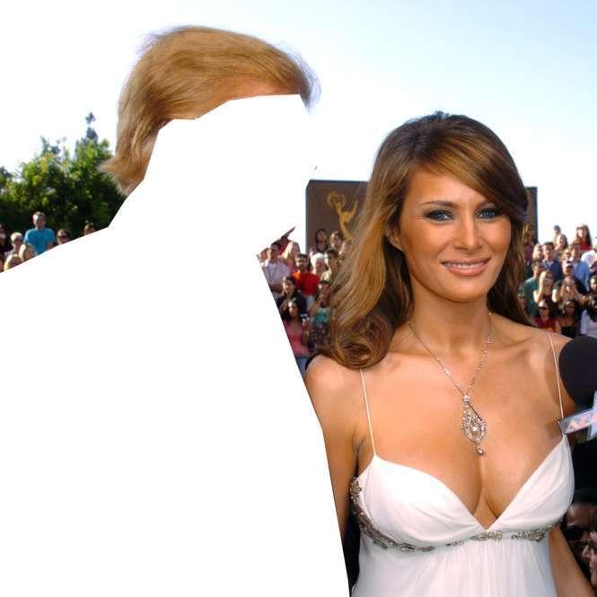 Меланья Трамп — потенциально самая сексуальная первая леди в мире!