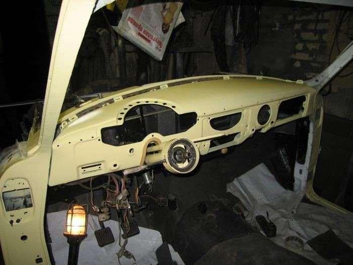 Вторая жизнь автомобиля ГАЗ-21