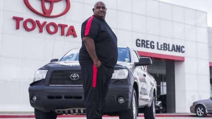 Toyota Tundra и 1,6 миллиона километров