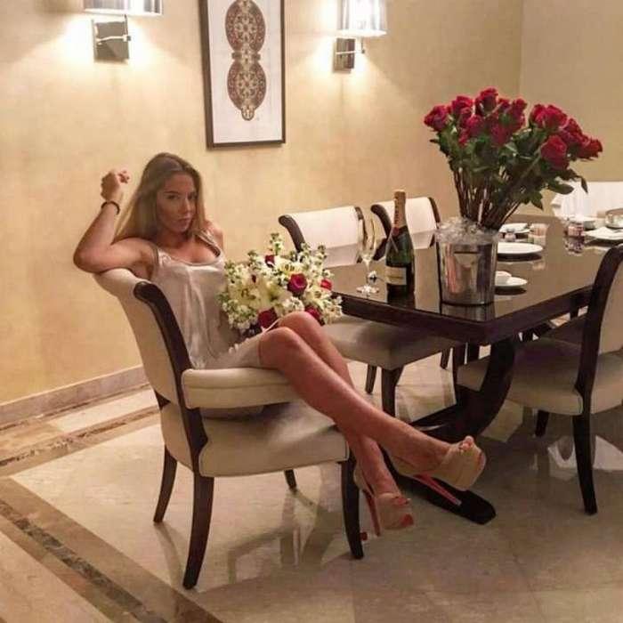 Весёлая жизнь золотой российской молодёжи