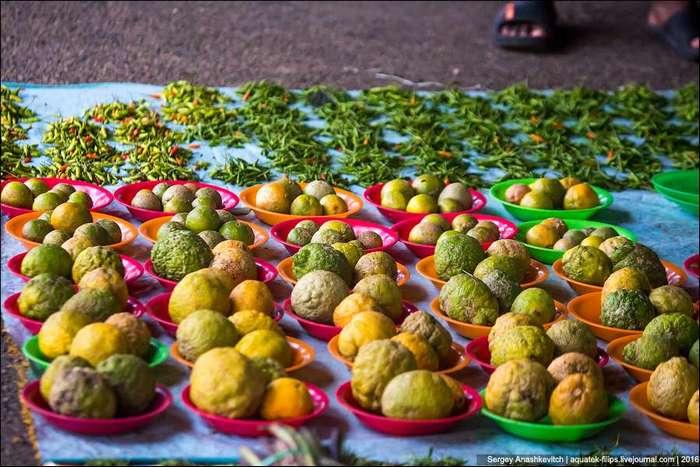 Колхозный рынок на Фиджи