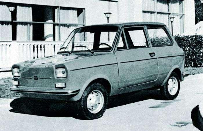 Очень редкие греческие автомобили (10 фото)