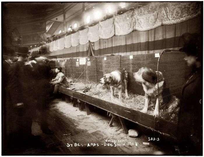 Каким был Нью-Йорк 100 лет назад (47 фото)