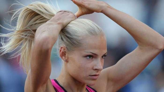 Россиянка, победившая допинговый скандал