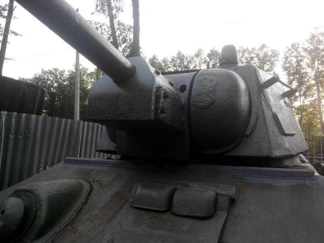 Восстановление танка Т-34 (49 фото)