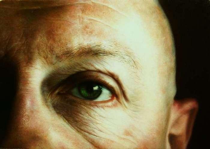 Необычные гиперреалистичные портреты (12 фото)
