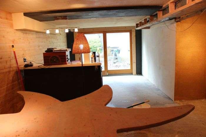 Перевоплощение старого гаража (46 фото)
