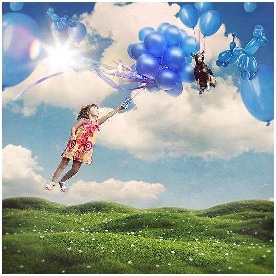 Сказочные снимки детей, которые живут надеждой (20 фото)