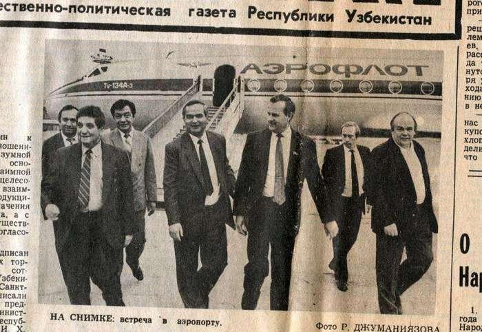 Подборка фотографий Путина, когда он работал 'охранником-помощником' (8 фото)