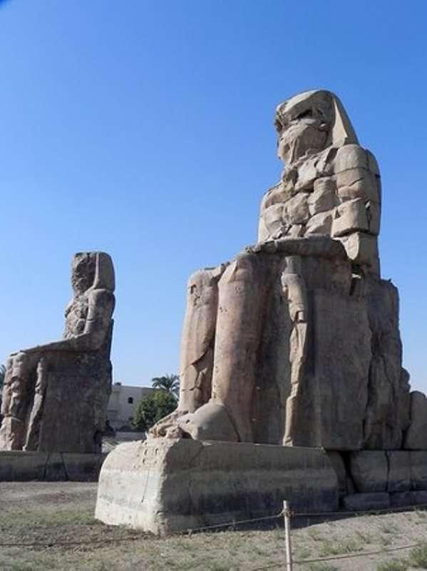 Таинственные технологии Древнего Египта (18 фото)