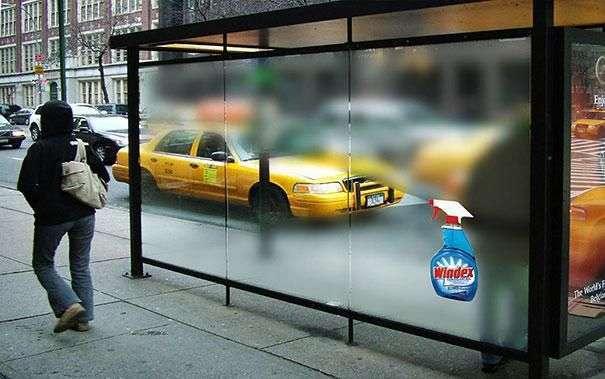Самые любопытные образцы рекламного креатива (22 фото)