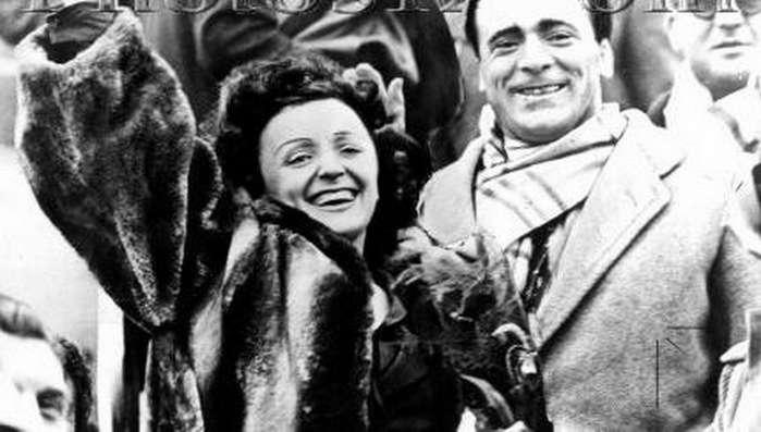 Эдит Пиаф и Марсель Сердан: ускользающая любовь
