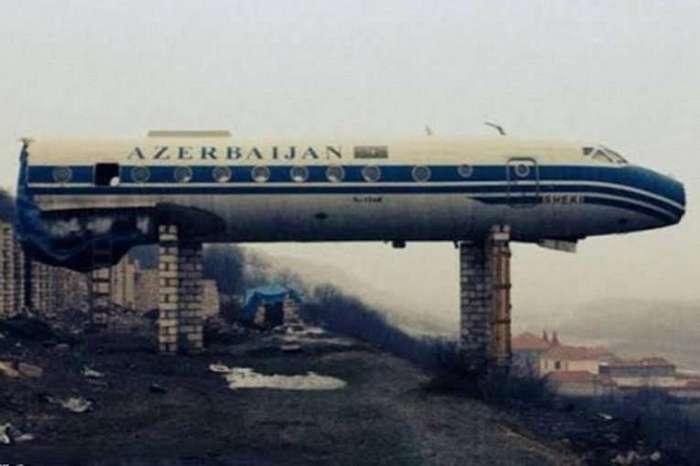 Странные и необычные достопримечательности в Азербайджане