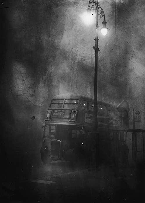 Смог-убийца в Лондоне: 14 шокирующих исторических фото