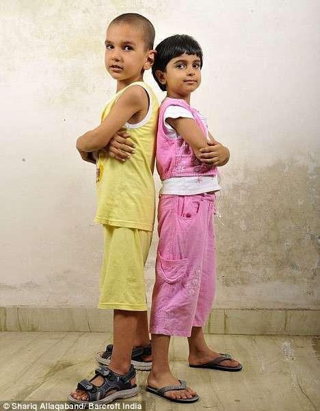 Самый высокий ребенок в мире (5 фото)