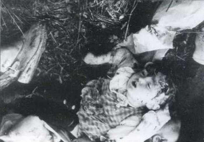 Волынская резня, или немного о бандеровцах (Жесть, 18+)