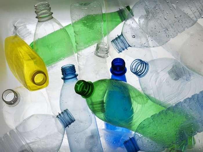 Пластиковые бутылки вместо кондиционера