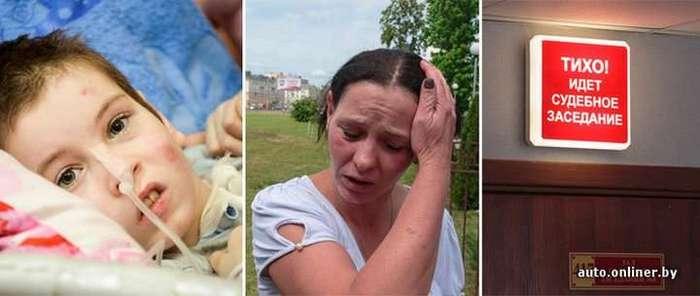 Обвиняемый по делу сбитого и покалеченного ребёнка: «За что извиняться?»