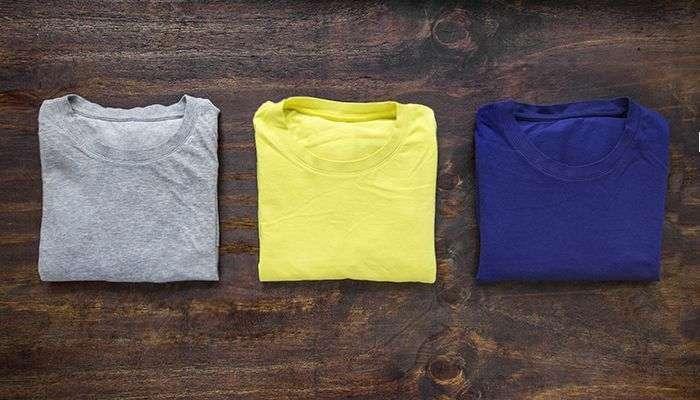 Как аккуратно сложить любую футболку всего за 2 секунды