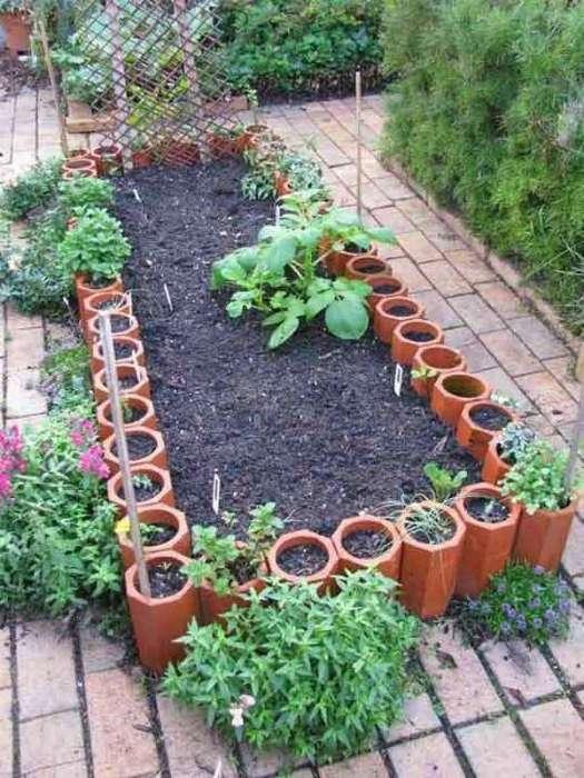 16 идей дизайна высоких грядок для выращивания здорового и богатого урожая