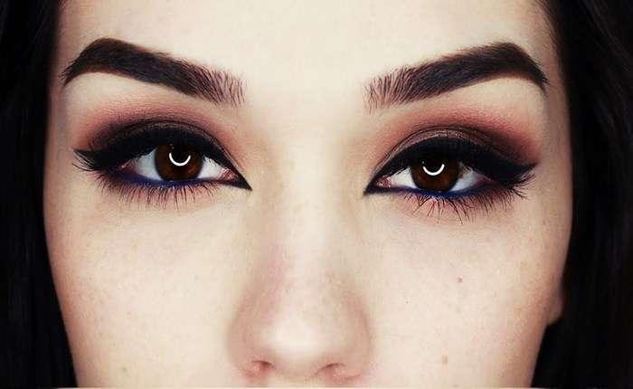«Очи чёрные»: 20 идей макияжей, которые выгодно подчеркнут карие глаза