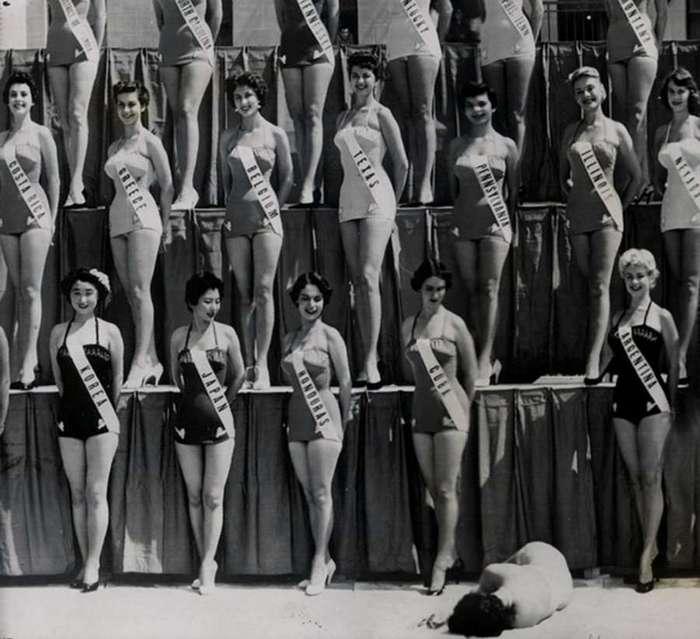 Удивительные исторические фото, которые мало кто видел