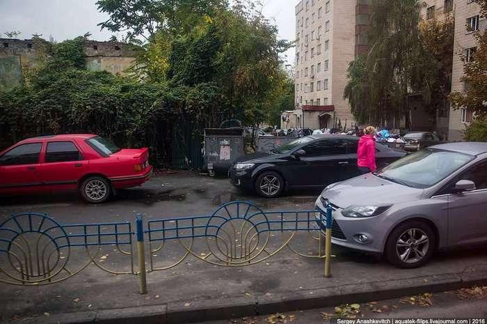 Украина. Путевые заметки