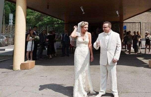 Забавные свадебные фотографии (15 фото)