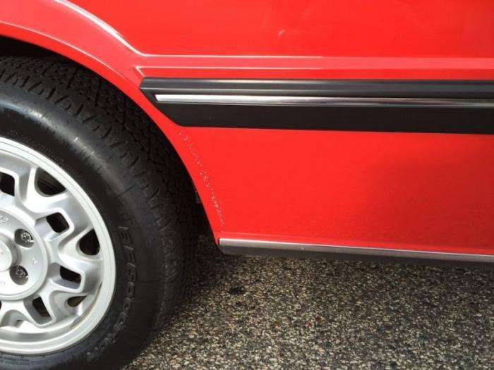 Audi Coupe GT 1982 года с низким пробегом (20 фото)