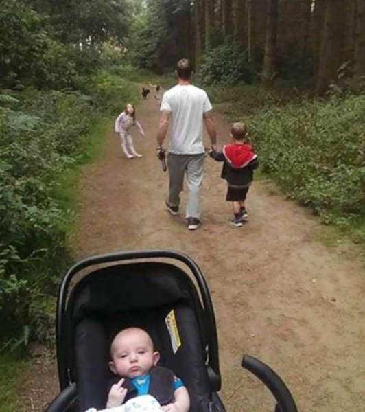 Приколы с детьми (63 фото)
