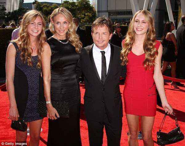 25 знаменитых актёров со своими дочерьми