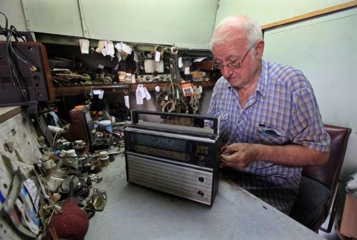 Кадры повседневной жизни на Кубе