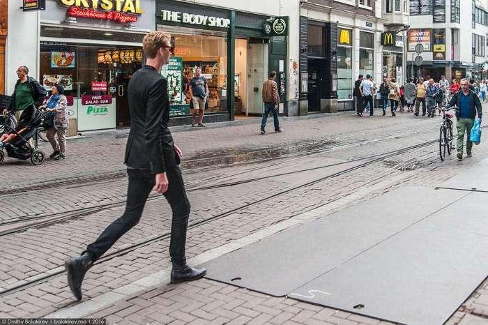 Амстердам, в котором хочется( и не хочется) жить