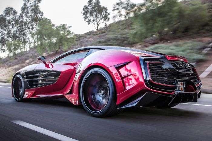 Самые яркие премьеры в истории автовыставки Monterey Car Week