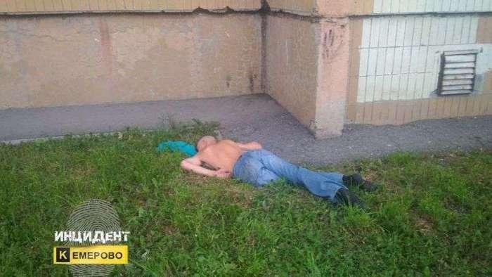 Летающий курильщик из Кемерово