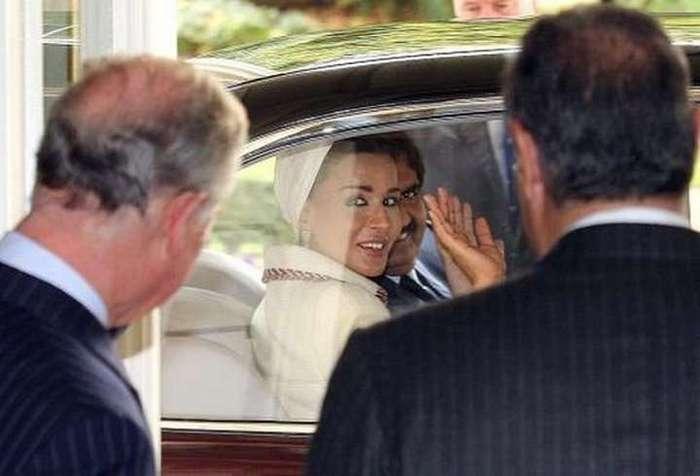 Скандальные фото политиков