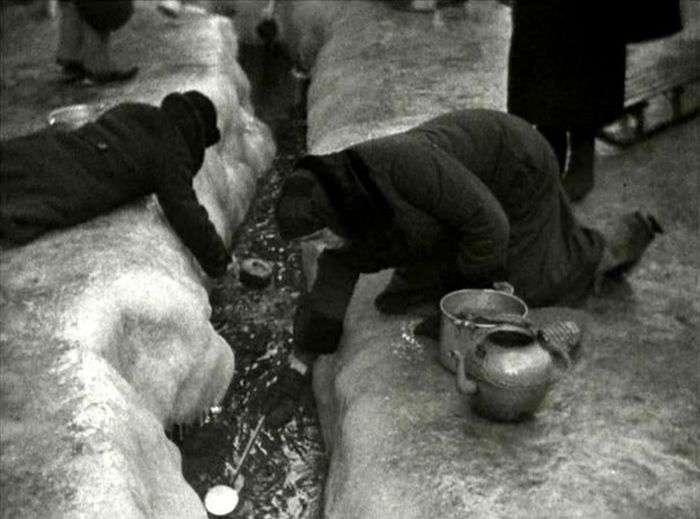 Как выживали в блокадном Ленинграде на 250 грамм хлеба в день