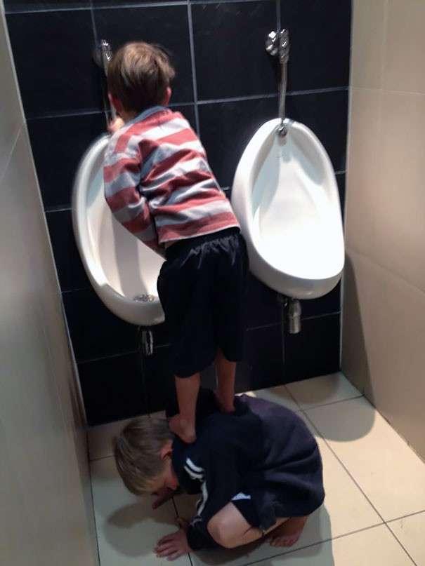 Добрые поступки детей