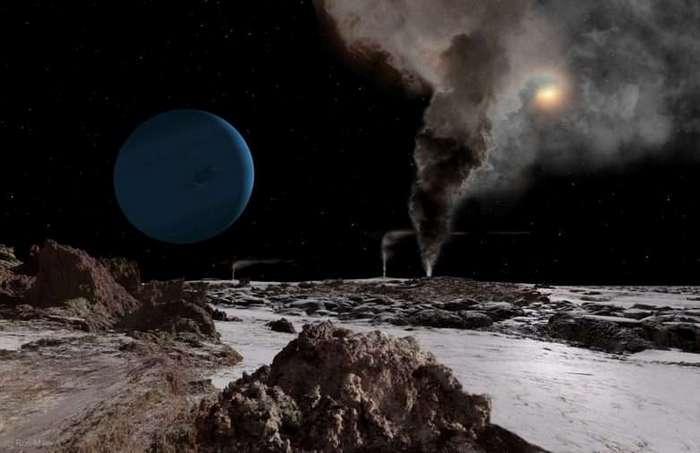 Вот так выглядит рассвет на разных планетах